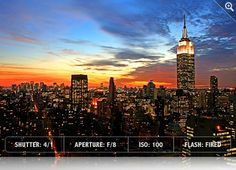 """best time to capture cityscapes is during the """"golden hours"""" -- hour after sunrise and hour before sunset. -shm"""