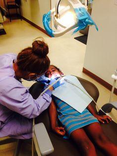 First dental appt.