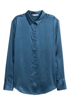 7e177c457a 94 Best H&M wishlist images   H&m fashion, Blouse, Blouses