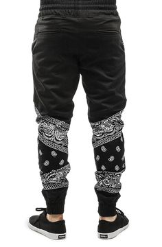 Just bought these:)  ProlificThe Vernon Ave. Dropcrotch Jogger Pant in Black « FLASHXHYPE