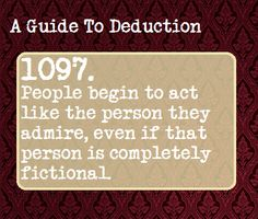 A Guide to Deduction #1097