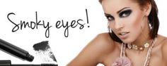"""En las últimas temporadas de tendencias de Make-Up, hemos conocido el estilo """"Smoky eyes"""", """"Ojos ahumados"""". Actrices como Kristen Stewart, conocida por su papel de """"Bella"""" en la saga de Stephenie Meyer (Crepúsculo) y su estilo descuidado """"glam rock"""" llevado a la vida real que luce a la perfección o Angelina Jolie, Scarlett Johansson, Eva Longoria, entre muchas otras, son referentes y asiduas completamente al """"Make Up Smoky Eyes""""...  www.garoemagazine.com"""
