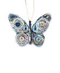 Resultado de imagen para recycled paper ornaments