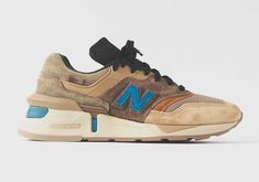 90b5a8d04e77 KITH × UNITED ARROWS   SONS × NB 997、KITH × nonnative × NB 997  SPORTが11 22に国内発売予定. Snicker ShoesNew Balance SneakersTop ...