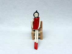 Marionette no 7 by KoideStudio on Etsy