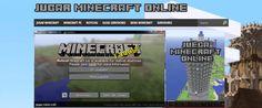 Acá podrás jugar minecraft online directamente en tu navegador totalmente gratis, juega en los mejores servidores 1.5.2 de minecraft gratis