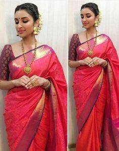 Help me find a similar saree as Parineeti Chopras