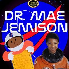 Click here to save $4 when you buy this Black History Bundle (Garrett Morgan, Dr, Mae Jemison, Dr. Daniel Hale Williams) craft activities pack!  This craft activity is a great resource when studying black history, astronauts or space.  In addition to being a brilliant scientist, engineer, computer software analyst and doctor,  Mae Jemison was also the first African American female astronaut.