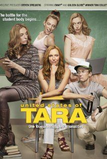 United States of Tara - A woman struggles to find a balance between her dissociative identity disorder and raising a dysfunctional family.