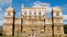 European Travel| Serafini Amelia| Wollaton Hall and Park