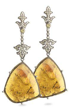 Bochic Jewelry | Golden Drop Earrings | Golden Drop Earrings