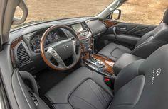 Infinity Motors, Eight Passengers, Rear Wheel Drive, Luxury Suv, Wood Trim, News, Wood Molding, Wooden Panelling