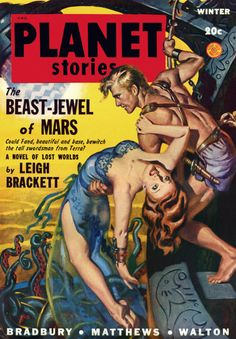Planet Stories, Winter 1948