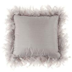 Feather cushion - Zara Home