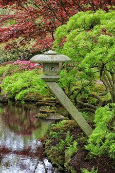 Zen garden, The Hague