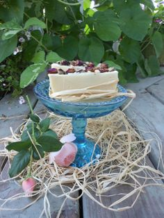 Rose Cake Soap by SycamoreTreeNaturals on Etsy, $4.50