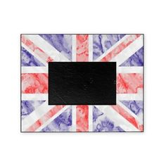 Union Jack Flag Picture Frame