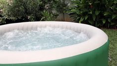 Inflatable Hot Tub Big Lots With Happily : Coleman Lay Z Spa Inflatable Hot Tub Big Lots