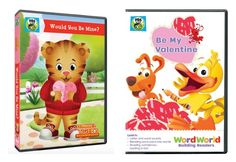 "#Giveaway: Win PBS KidsDVDs ""Daniel Tiger's Neighborhood"" and ""Wordworld"" (Ends 2/22)"