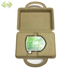 Eco Friendly Molded Pulp Packaging Box