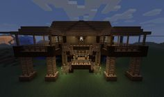 Cool Easy House Designs Minecraft