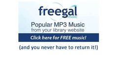 """Freegal just got better! Patrons may now download up to 5 songs per week (up from 3). And you never have to """"return"""" the music. Get started here: http://www.emmaclark.org/services/downloads/"""
