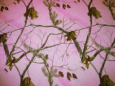 Realtree AP Pink Color Camo Fabric  36x30 by memoriesmaidtoo, $8.99