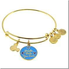 """Alex And Ani """"Whistle While You Work"""" Bangle Still Available!"""