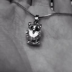 Owl necklace <3@emily