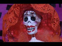 Así se celebra el Día de los Muertos en Los Ángeles - YouTube