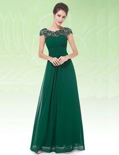 Barato Verde esmeralda colher as costas abertas vestido busto Chiffon com Lace vestidos de luxo verde esmeralda vestido, Compro Qualidade Vestidos de Noite diretamente de fornecedores da China:                     Co's casa é uma marca internacional de casamento vestido de noiva, que estabeleceu e