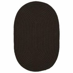 """Boca Raton Mink Braided Rug Rug Size: Round 7' by Colonial Mills. $208.24. BR84R084X084 Rug Size: Round 7' Features: -Techinique: Braided.-Material: 100pct Polypropylene.-Origin: USA.-Reversible.-Stain resistant.-Fade resistant. Construction: -Construction: Hand guided. Dimensions: -Pile height: 0.5"""".-Overall Dimensions: 36-156'' Height x 24-108'' Width. Collection: -Collection: Boca Raton."""