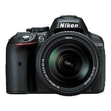 JUST IN: NIkon D5300 Digital SLR Camera 24.2 MP. Look no further for Cameras than Dorset's own Betubid.com #NikonCameras #BuB
