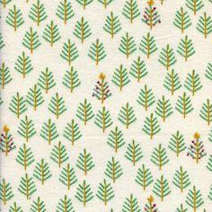 "Tinsel Designer: Rashida Coleman-Hale Manufacturer: Cotton + Steel Fabrics Fabric Details: brushed cotton/flannel Width: 44/45"""