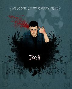 UNTIL DAWN - Josh Washington by giadina96