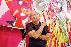 Cottonara: James Rosenquist - zmarł pionier Pop Art -u