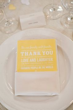 Expressions of gratitude, appreciation & thank yous, at sincerely grateful party