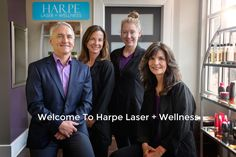 Harpe Laser & Wellness offers laser hair removal, microneedling, and other medical and health spa services in Asheville and Hendersonville, NC. Asheville, Best Spa, Medical Spa, Wellness, Spa Services, Home Spa, Laser Hair Removal, Feeling Great, Collagen