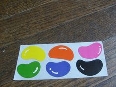 stickers mrs grossmans huge jelly beans retired the by BarginBag, $1.95