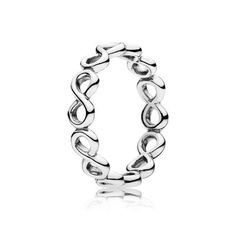 Infinite Love Ring Band - PANDORA Australia eSTORE | pandora.esto