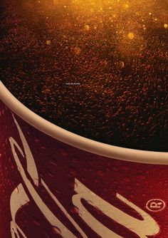 People are the product in Coca-Cola's Bubbly New Print : Design