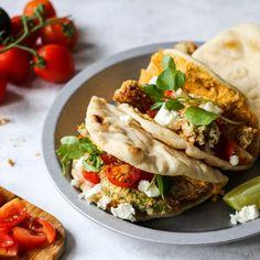 #delicious Avocado Wedges w/ Sweet Potato Hummus #foodie