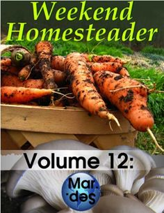 FREE e-Book: Weekend Homesteader and Gardening Tips {March edition} ~ at TheFrugalGirls.com #gardening