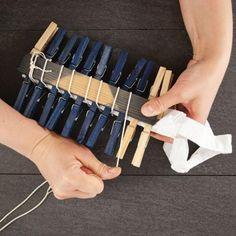Shibori: Batik auf Japanisch - [LIVING AT HOME] Tye Dye, Shibori Techniques, Living At Home, Crocheting, Diy, Knitting, Google, Image, Fabric Painting