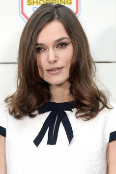 The prettiest medium-length haircuts. See them here.