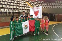 Niños #Triquis mexicanos arrasan en Mundial de Basquetbol...
