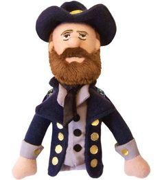 Ulysses S. Grant Finger Puppet