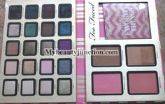 Too Faced A Few Of My Favourite Things makeup palette review, swatches, photos