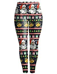 Visit Official Website Here – Stretch Christmas Leggings Women Pants Xmas Printed Leggings Ladies Fashion Elastic Long Trousers Ankle-Length. Designer Leggings, Workout Leggings, Women's Leggings, Leggings Are Not Pants, Tights, Black Leggings, Jeggings, Joggers, Leggings Party