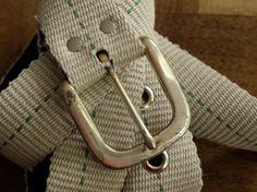 I got all da hose.  recycled fire hose belt size M by firehosebelts on Etsy